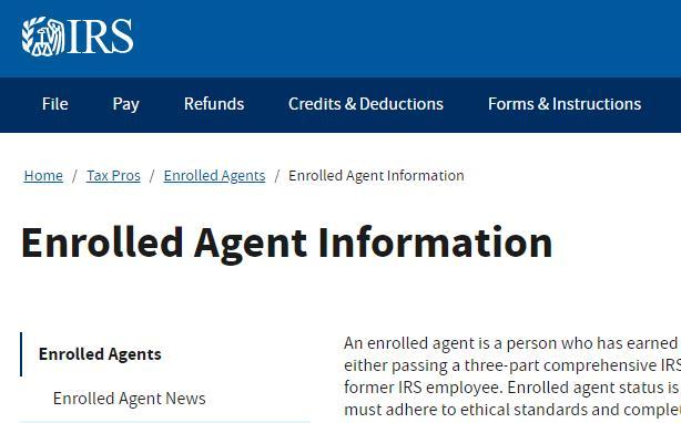 미국 세무사 정보