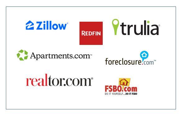 미국 부동산 사이트 종류